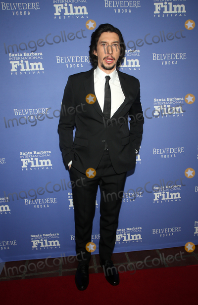 Adam Driver Photo - 17 January 2020 - Santa Barbara California - Adam Driver At the 35th Annual Santa Barbara International Film Festival - The Outstanding Performers Of The Year Award held at the Arlington Theatre Photo Credit FSAdMedia