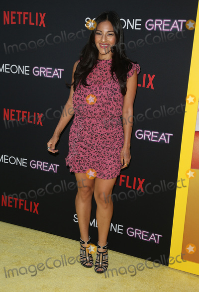 Tracy Perez Photo - 17 April 2019 - Hollywood California - Tracy Perez Netflix Someone Great Los Angeles Premiere held at the Arclight Hollywood Photo Credit Faye SadouAdMedia