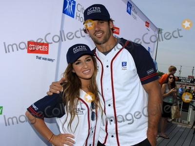 Eric Decker Photo - June 9 2012 - Nashville TN - Country stars and athletes walked the green carpet as they arrived at the 2012 City of Hope Celebrity Softball Challege held at Greer Stadium in Nashville Photo credit Dan HarrAdmedia