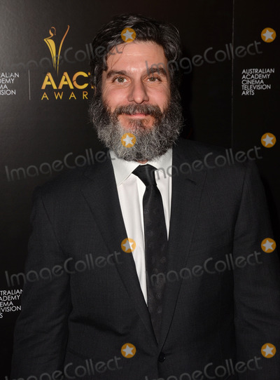 ANTHONY KATAGAS Photo - 10 January 2014 -  West Hollywood California - Anthony Katagas Arrivals for the 3rd AACTA International Awards at the Sunset Marquis in West Hollywood Ca Photo Credit Birdie ThompsonAdMedia