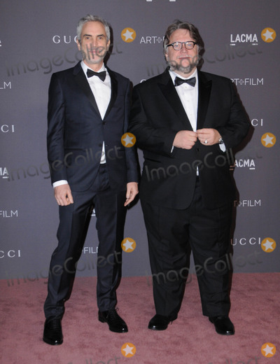 Alfonso Cuaron Photo - 04 November  2017 - Los Angeles California - Alfonso Cuaron Guillermo del Toro 2017 LACMA ArtFilm Gala held at LACMA in Los Angeles Photo Credit Birdie ThompsonAdMedia