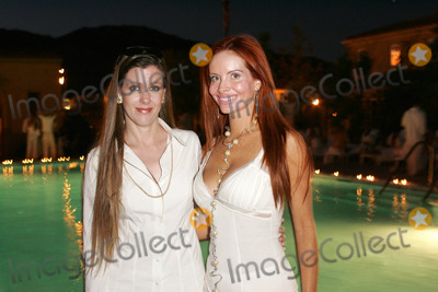 H2O Photo - Amanda Tolbert and Phoebe Priceat the White Summer Pamper Party Hosted by G Report Magazine and H2O Skin Spa Private Location Porter Ranch CA 07-31-05
