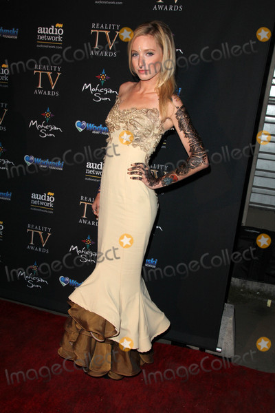 Ashley Fonda Photo - Ashley Fondaat the 3rd Annual Reality TV Awards Avalon Hollywood CA 05-13-15