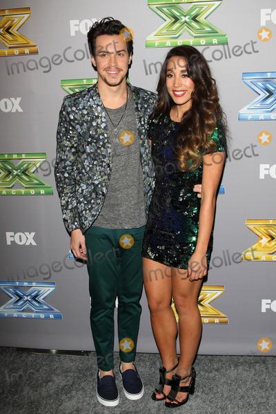 Alex Kinsey Photo - Alex Kinsey Sierra Deatonat the X Factor Season 3 Finale CBS Television City Los Angeles CA 12-19-13