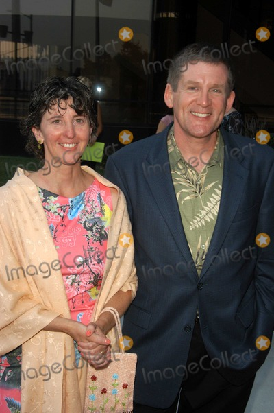 Anthony Heald Photo - Anthony Heald and wife at the 2003 TCA Summer Press Tour Fox Party Astra West West Hollywood CA 07-18-03
