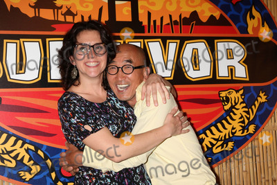 Aubry Bracco Photo - Aubry Bracco Tai Trangat the Survivor Kaoh Rong Finale CBS Radford Studio City CA 05-18-16