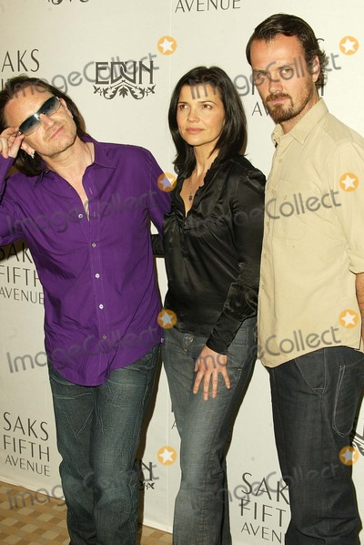Ali Hewson Photo - Bono wife Ali Hewson and designer Rogan Gregory