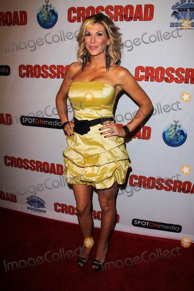 Alexis Bellino Photo - Alexis Bellinoat the Red Carpet Premiere for Crossroad Alex Theater Glendale CA 10-14-12