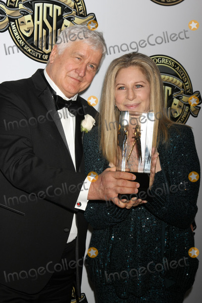 Andrzej Bartkowiak Photo - Andrzej Bartkowiak Barbra Streisandat the 2015 American Society of Cinematographers Awards Century Plaza Hotel Century City CA 02-15-15