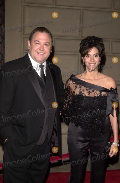 Jami Gertz Photo - Mark Addy and Jami Gertz at the 29th Peoples Choice Awards Pasadena Civic Auditorium Pasadena CA 01-12-03