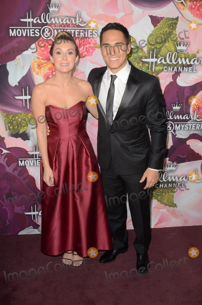 Carlos Pena Photo - Alexa PenaVega Carlos PenaVegaat the Hallmark Channel and Hallmark Movies and Mysteries Winter 2018 TCA Event Tournament House Pasadena CA 01-13-18
