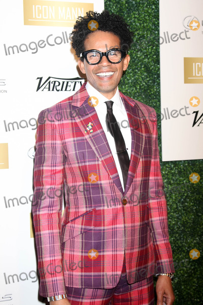 Aaron Walton Photo - Aaron Waltonat the ICON Mann Power Dinner Party Mr C Beverly Hills Beverly Hills CA 02-18-15