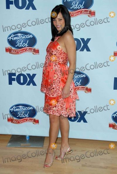 Tiffany Fallon Photo - Tiffany Fallonat the American Idol Idol Gives Back Historic TV Event Walt Disney Concert Hall Los Angeles CA 04-25-07