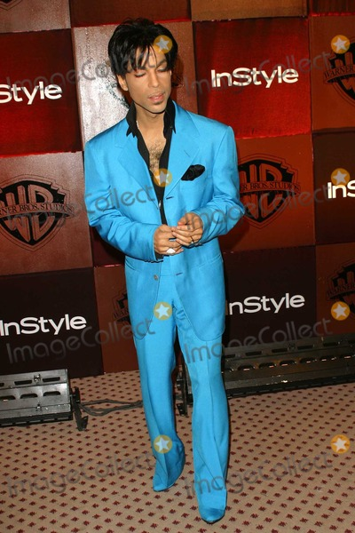 Prince Photo - Prince at the InStyle Golden Globes After Party in the Beverly Hilton Hotel Beverly Hills CA 01-25-04