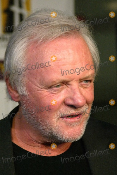 Anthony Hopkins Photo - Anthony Hopkins at the premiere of The Human Stain as part of the Hollywood Film Festival Arclight Hollywood CA 10-21-03