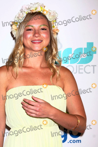 Allie Gonino Photo - Allie Goninoat the 4th Annual Thirst Gala Beverly Hilton Hotel Beverly Hills CA 06-25-13