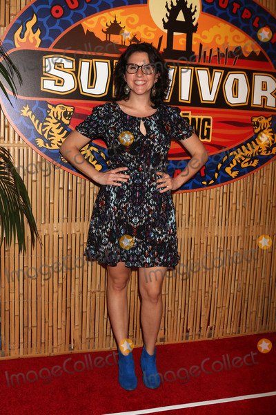 Aubry Bracco Photo - Aubry Braccoat the Survivor Kaoh Rong Finale CBS Radford Studio City CA 05-18-16