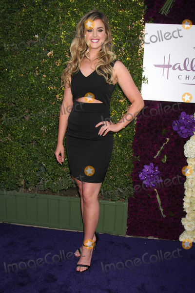 ASHLEY NEWBROUGH Photo - LOS ANGELES - JUL 29  Ashley Newbroughat the Hallmark 2015 TCA Summer Press Tour Party Private Residence Beverly Hills CA 07-29-15