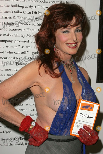 Ava Cadell Photo - Edy Willams at Dr Ava Cadells Book Release Party for The Pocket Idiots Guide to Oral Sex Erotic Museum Hollywood CA 01-25-05