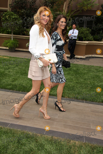 Adrienne Janic Photo - Brandi Glanville Adrienne Janicat the Annual Mothers Day Luncheon Four Seasons Hotel Los Angeles CA 05-06-15