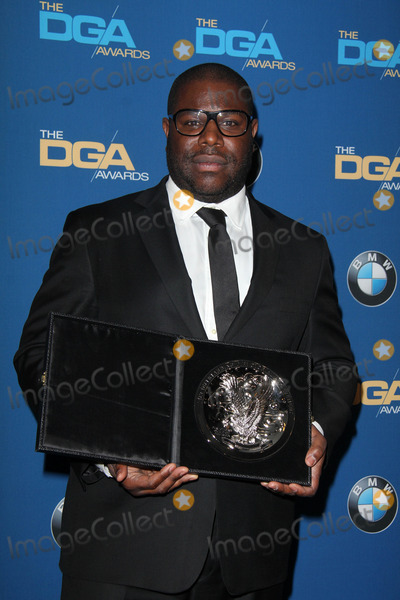 Steve Mc Queen Photo - Steve McQueenat the 66th Annual DGA Awards Press Room Century Plaza Hotel Century City CA 01-25-14