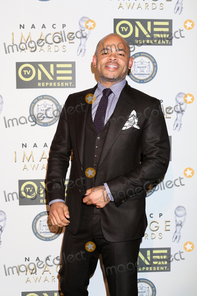 Anthony Hemmingway Photo - Anthony Hemmingwayat the Non-Televisied 48th NAACP Image Awards Pasadena Conference Center Pasadena CA 02-10-17