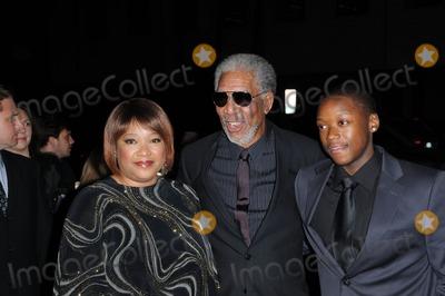 Zindzi Mandela Photo - Zindzi Mandela Morgan Freeman and Zwelabo Mandela at the Invictus Los Angeles Premiere Academy of Motion Picture Arts and Sciences Beverly Hills CA  12-03-09