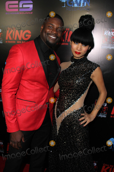 Amin Joseph Photo - Amin Joseph Bai Lingat the Call Me King Screening Downtown Independent Los Angeles CA 08-17-15