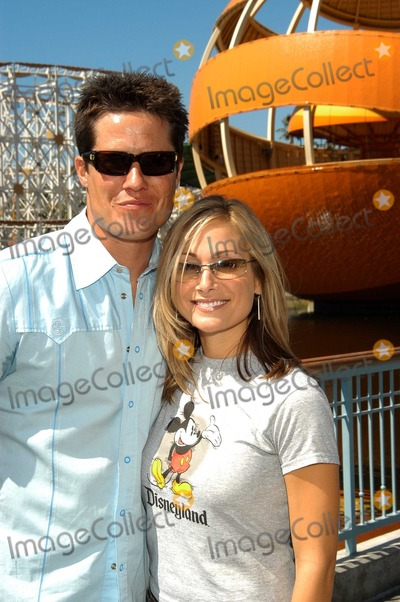 Andrew Firestone Photo - Andrew Firestone and Jennifer Schefft At the ABC Primetime Preview Weekend -- Day Two Disneys California Adventure Anaheim CA 09-07-03