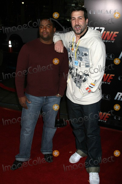 Alfonso Ribeiro Photo - Alfonso Ribeiroat the Los Angeles Premiere of Redline Graumans Chinese Theatre Hollywood CA 04-12-07