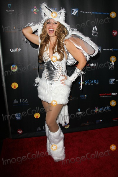 Ashley Marriott Photo - Ashley Marriottat sCare Foundations 2nd Annual Halloween Benefit Event Conga Room Los Angeles CA 10-28-12