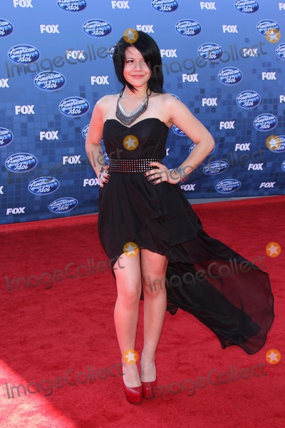 Allison Iraheta Photo - Allison Irahetaat the American Idol Season 10 Finale Arrivals Nokia Theatre LA Live Los Angeles CA 05-25-11