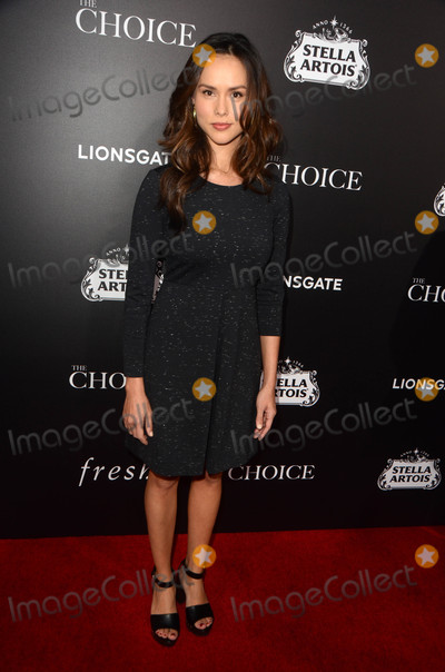 Anna Enger Photo - Anna Engerat The Choice Special Screening Arclight Hollywood CA 02-01-16