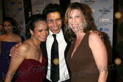 Anthony Ruivivar Photo - Judy Reyes with Anthony Ruivivar and Yvonne Jungat the National Hispanic Media Coalitions 10th Annual Impact Awards Gala Regent Beverly Wilshire Beverly Hills CA 02-23-07