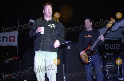 Queen Photo -  Smashmouth at the Swatch Wave Tour surf competition and rock concert at the Queen Mary in Long Beach 02-02-00