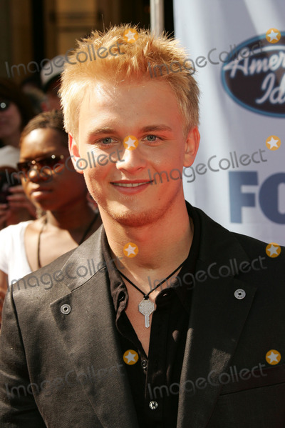 Anthony Federov Photo - Anthony Federovat the American Idol Season 4 Finale Arrivals Kodak Theater Hollywood CA 05-25-05