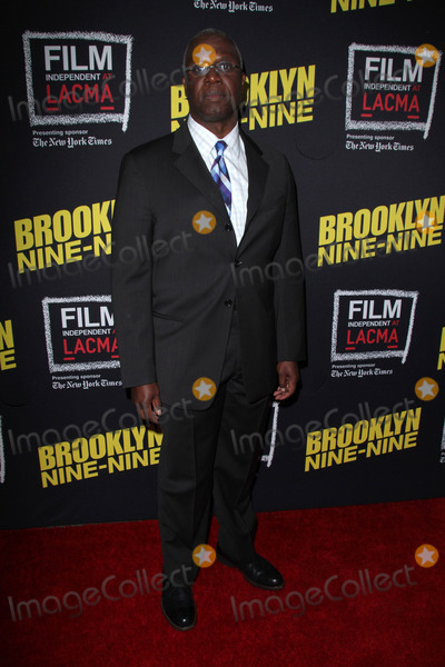 Andre Braugher Photo - Andre Braugherat An Evening With Brooklyn Nine Nine LACMA Los Angeles CA 05-07-15