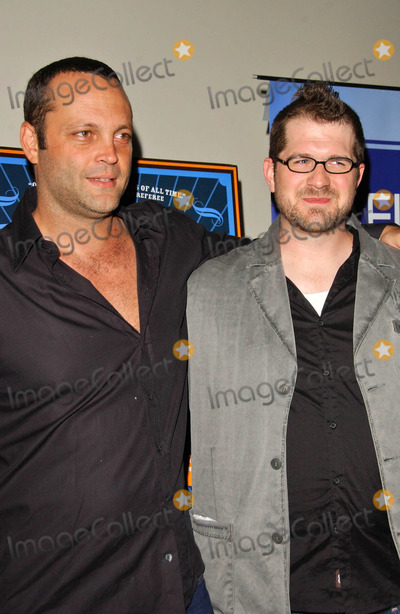 King Kong Photo - Vince Vaughn and Seth Gordonat the Los Angeles Premiere of The King of Kong a Fistful of Quarters Arclight Theaters Hollywood CA 08-16-07