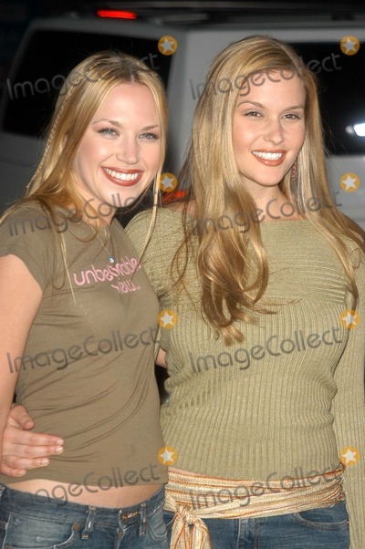 Marissa Tait Photo - Adrienne Frantz and Marissa Tait at the Los Angeles Premiere of Screen Gems Underworld at the Chinese Theater Hollywood CA 09-15-03