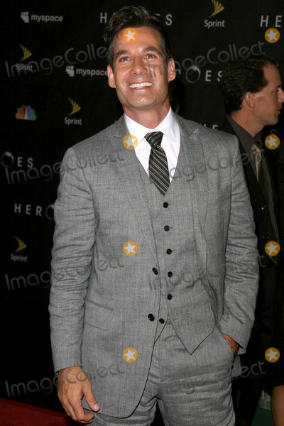 Adrian Pasdar Photo - Adrian Pasdarat Heroes Countdown to the Premiere Party Edison Lounge Downtown Los Angeles CA 09-07-08