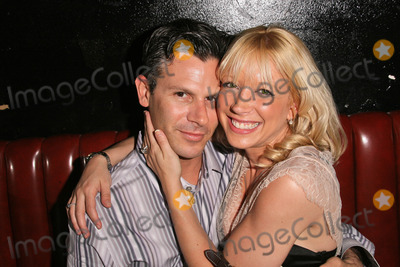 Courtney Peldon Photo - Brad Sandler and Courtney Peldonat Jennifer Blancs Birthday Party Amagi Night Club Hollywood CA 04-21-09