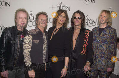 Aerosmith Photo - Aerosmith at the 2002 MTV ICON Awards honoring Aerosmith Sony Studios Culver City 04-14-02