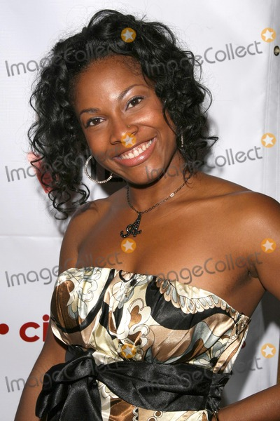 Angel Moore Photo - Angel Mooreat the Rock The Vote By Society Launch Party hosted by Christina Aguilera Kitson West Hollywood CA 11-13-07