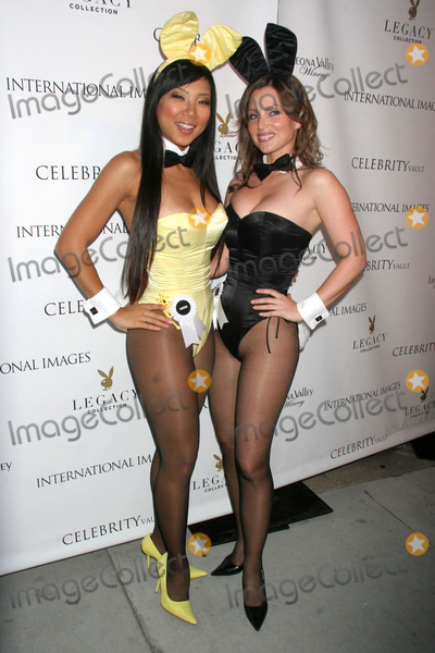 Deanna Brooks Photo - Hiromi Oshima and Deanna Brooksat the reception for the launch of The Playboy Legacy Collection Celebrity Vault Beverly Hills CA 07-19-07