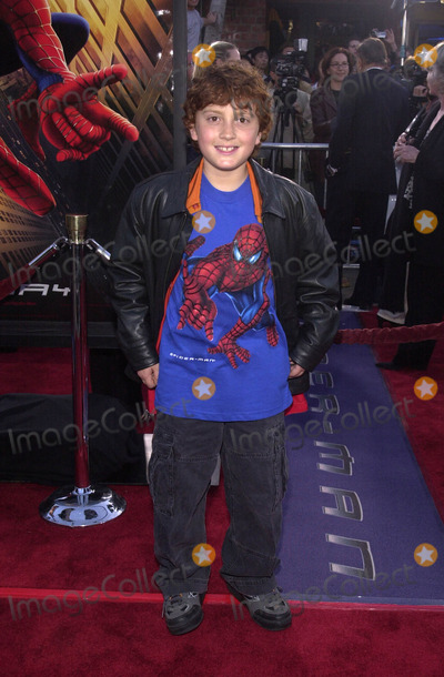 Daryl Sabara Photo - Daryl Sabara at the premiere of Columbia Pictures Spiderman in Westwood 04-29-02