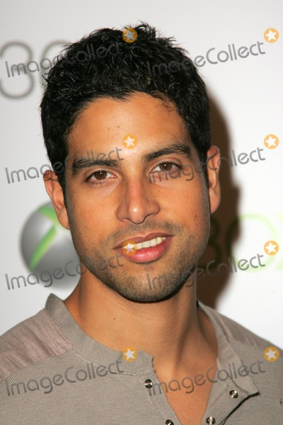 Adam Rodriguez Photo - Adam Rodriguezat the Xbox 360 launch party Private Residence Beverly Hills CA 11-16-05