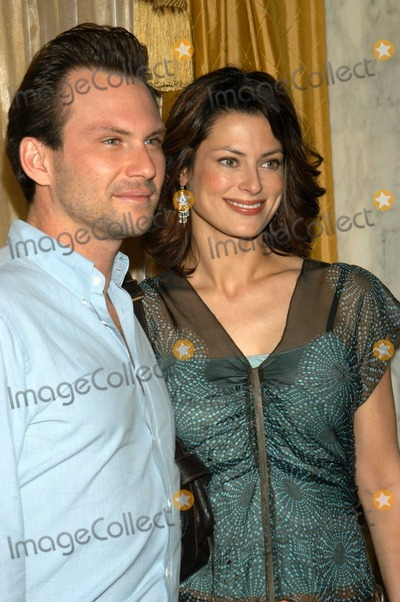 Ryan Haddon Photo - Christian Slater and Ryan Haddon at 5th Annual Lullabies and Luxuries Luncheon and Fashion Show Regent Beverly Wilshire Hotel Beverly Hills Calif 10-12-03