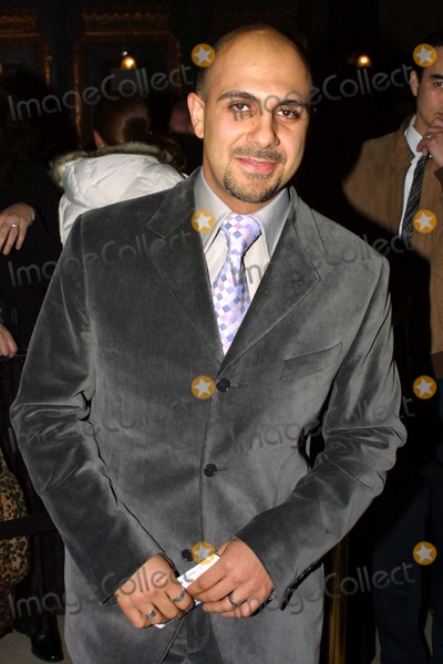 Anthony Azizi Photo - Anthony Azizi at the opening night of Chicago at the Pantages Theater Hollywood CA 01-08-04
