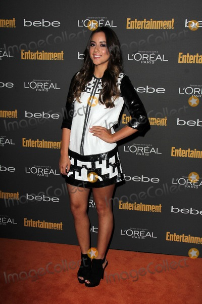 Chloe Bennet Photo - Chloe Bennetat the 2013 Entertainment Weekly Pre-Emmy Party Fig Olive Los Angeles CA 09-20-13