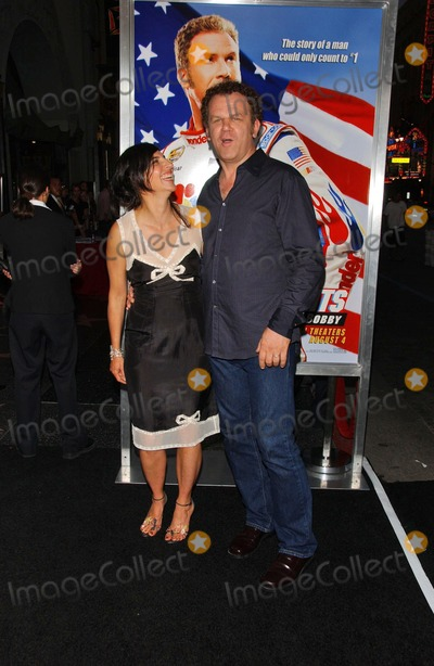 Alison Dickey Photo - Alison Dickey and John C Reillyat the Premiere Of Talladega Nights The Ballad Of Ricky Bobby  Graumans Chinese Theatre Hollywood CA 07-26-06
